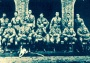Orwell in Burma, top row, third from left
